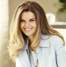 Maria Shriver Headshot - 2012
